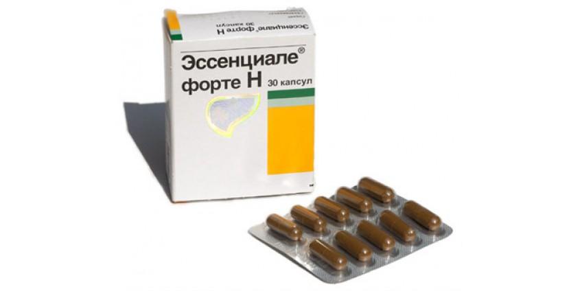 Препараты при заболевании печени